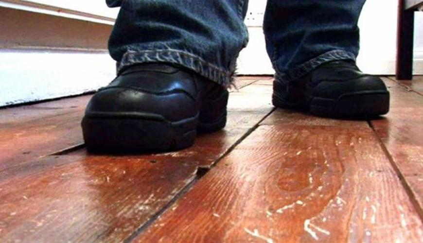 How To Fix A Squeaky Floor